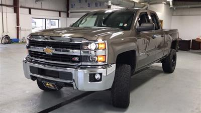 2015 Silverado 2500 Double Cab 4x4, Pickup #92112B - photo 4