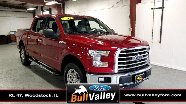 2017 F-150 SuperCrew Cab 4x4, Pickup #92129A - photo 1