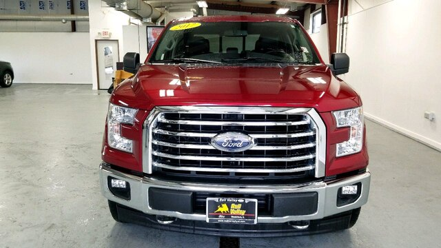 2017 F-150 SuperCrew Cab 4x4, Pickup #92129A - photo 3
