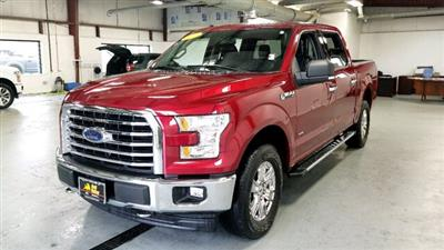 2017 F-150 SuperCrew Cab 4x4, Pickup #92129A - photo 4