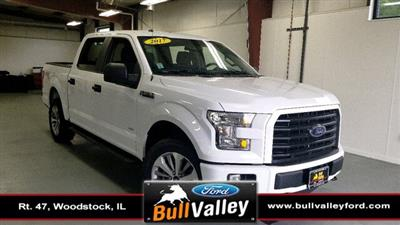 2017 F-150 SuperCrew Cab 4x4, Pickup #92165A - photo 1