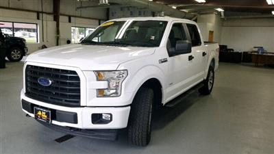 2017 F-150 SuperCrew Cab 4x4, Pickup #92165A - photo 4