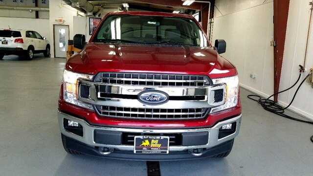 2019 F-150 SuperCrew Cab 4x4,  Pickup #92174 - photo 3
