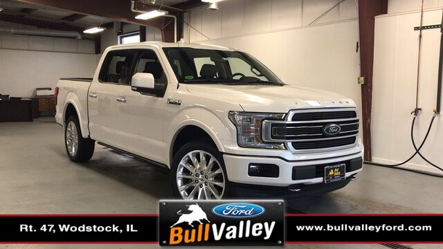 2019 F-150 SuperCrew Cab 4x4, Pickup #92202 - photo 1