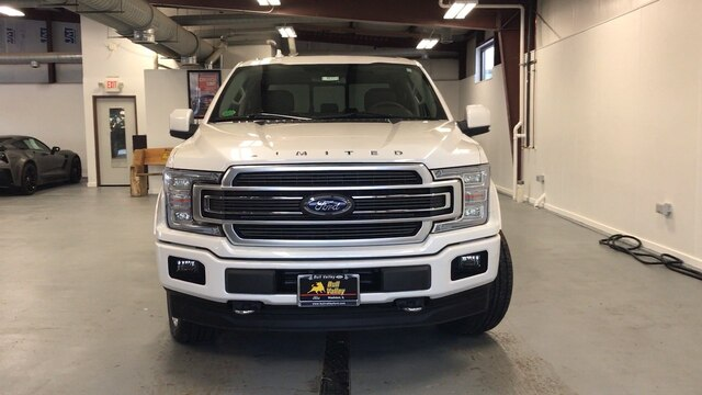 2019 F-150 SuperCrew Cab 4x4, Pickup #92202 - photo 3