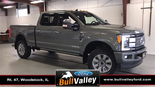2019 F-350 Crew Cab 4x4, Pickup #92204A - photo 1