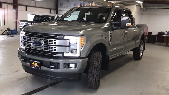 2019 F-350 Crew Cab 4x4, Pickup #92204A - photo 4