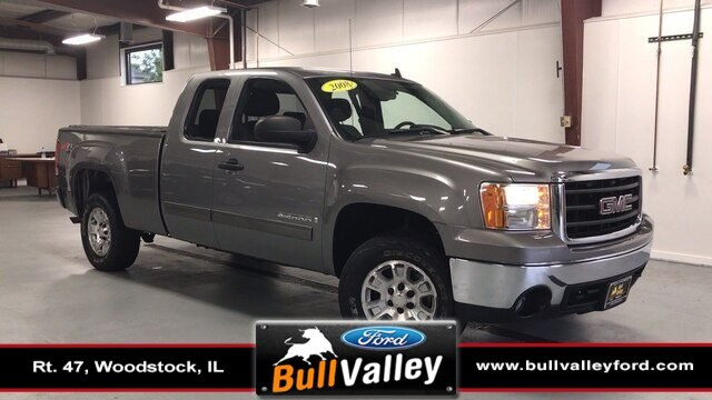 2008 Sierra 1500 Extended Cab 4x4,  Pickup #92268C - photo 1