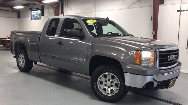 2008 Sierra 1500 Extended Cab 4x4,  Pickup #92268C - photo 21