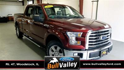 2016 F-150 SuperCrew Cab 4x4,  Pickup #92277A - photo 1