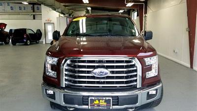 2016 F-150 SuperCrew Cab 4x4,  Pickup #92277A - photo 3