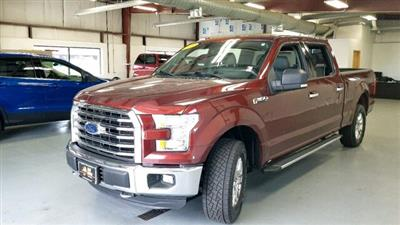 2016 F-150 SuperCrew Cab 4x4,  Pickup #92277A - photo 4