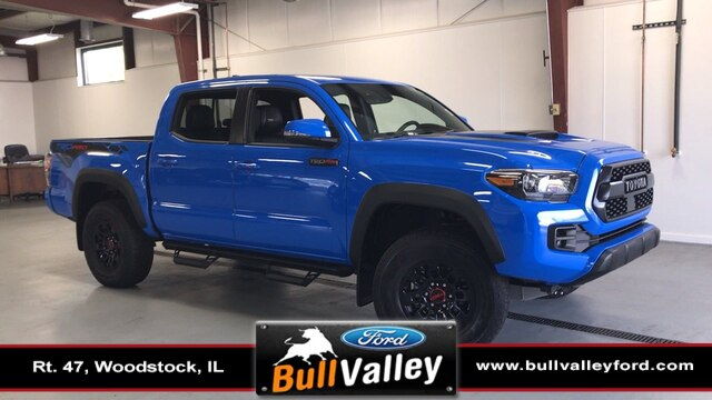 2019 Tacoma Double Cab 4x4, Pickup #92372B - photo 1