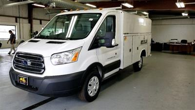 2019 Transit 350 4x2,  Reading Aluminum CSV Service Utility Van #92419 - photo 5