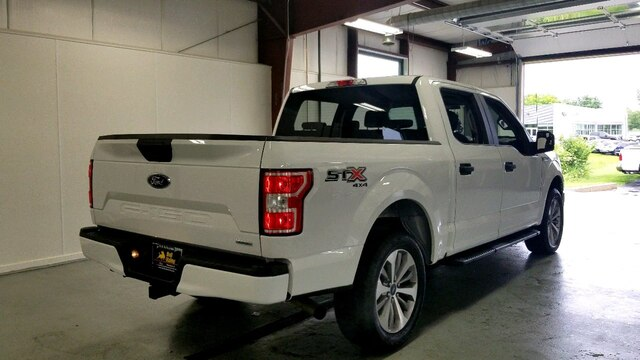 2018 F-150 SuperCrew Cab 4x4, Pickup #92436A - photo 15