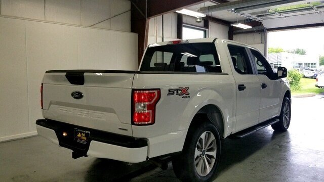 2018 F-150 SuperCrew Cab 4x4, Pickup #92436A - photo 2
