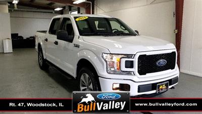 2018 F-150 SuperCrew Cab 4x4, Pickup #92436A - photo 1