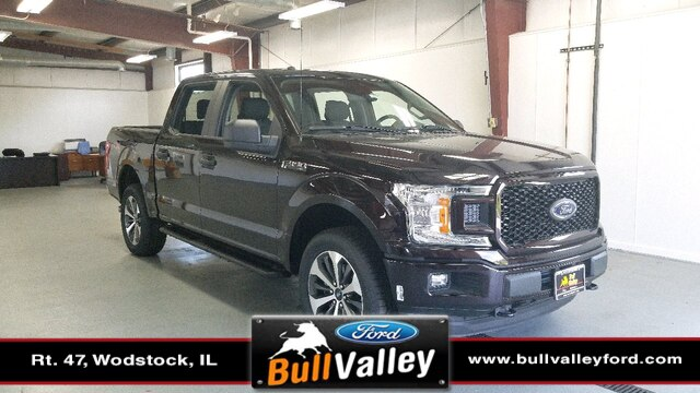 2019 F-150 SuperCrew Cab 4x4,  Pickup #92453 - photo 1