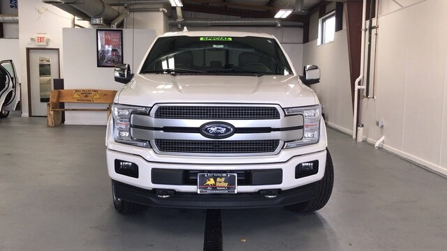 2019 F-150 SuperCrew Cab 4x4, Pickup #92471 - photo 3