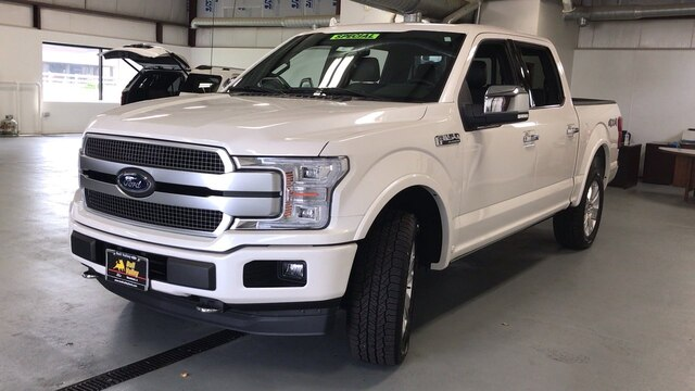 2019 F-150 SuperCrew Cab 4x4, Pickup #92471 - photo 4