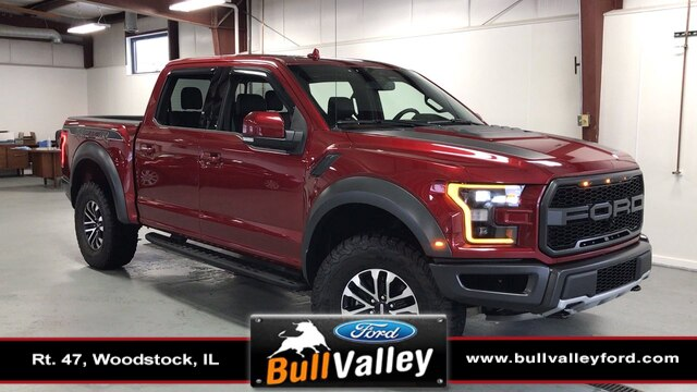2019 F-150 SuperCrew Cab 4x4, Pickup #92490B - photo 1
