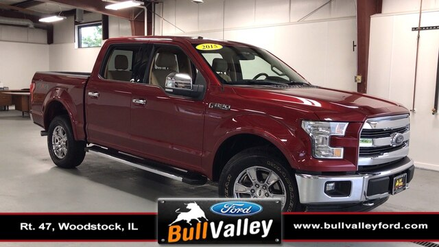 2015 F-150 SuperCrew Cab 4x4, Pickup #92503A - photo 1