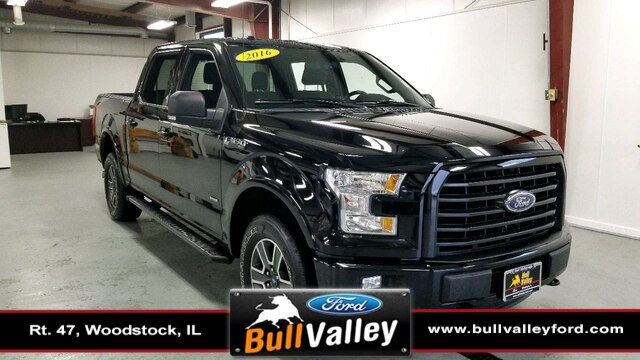 2016 F-150 SuperCrew Cab 4x4,  Pickup #92522A - photo 1