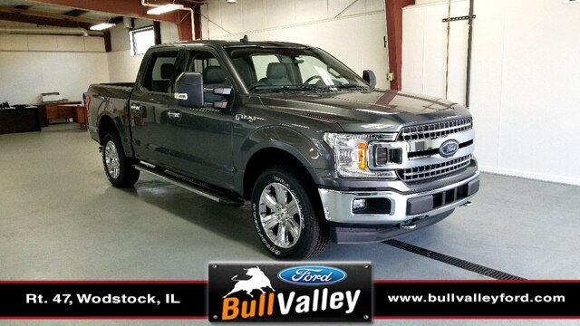 2019 F-150 SuperCrew Cab 4x4,  Pickup #92550 - photo 1