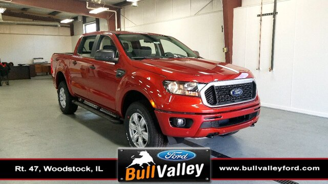 2019 Ranger SuperCrew Cab 4x4, Pickup #92564 - photo 1