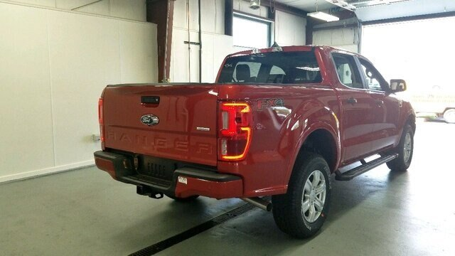 2019 Ranger SuperCrew Cab 4x4, Pickup #92564 - photo 2