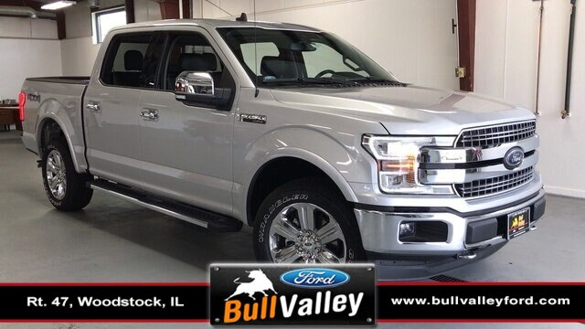 2019 F-150 SuperCrew Cab 4x4,  Pickup #92593 - photo 1