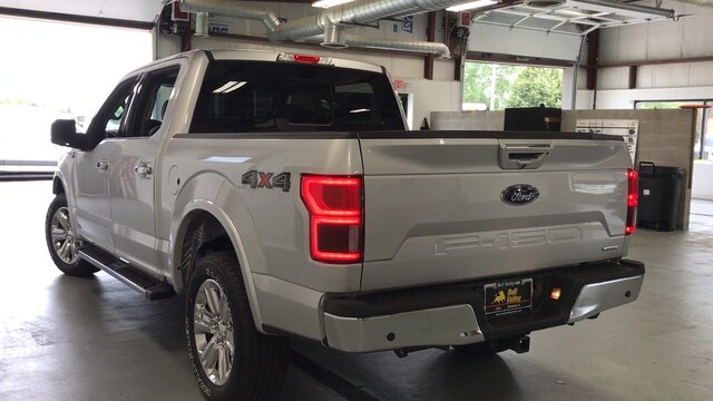 2019 F-150 SuperCrew Cab 4x4,  Pickup #92593 - photo 18