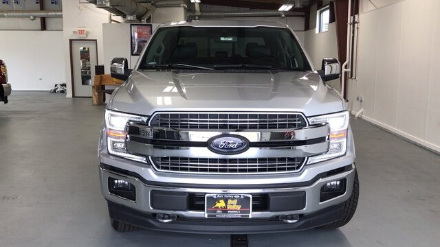 2019 F-150 SuperCrew Cab 4x4,  Pickup #92593 - photo 3