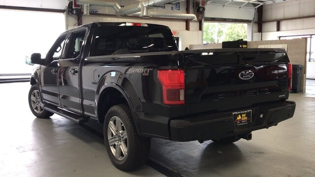 2019 F-150 SuperCrew Cab 4x4,  Pickup #92620 - photo 23