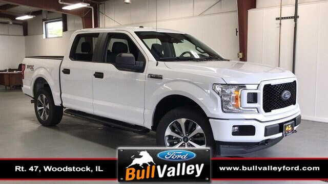 2019 F-150 SuperCrew Cab 4x4, Pickup #92624 - photo 1