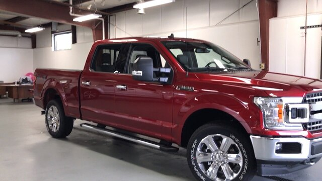 2019 F-150 SuperCrew Cab 4x4,  Pickup #92625 - photo 109