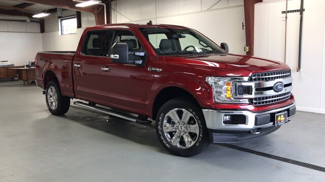 2019 F-150 SuperCrew Cab 4x4,  Pickup #92625 - photo 111
