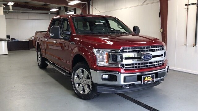 2019 F-150 SuperCrew Cab 4x4,  Pickup #92625 - photo 113