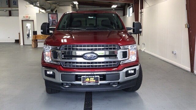 2019 F-150 SuperCrew Cab 4x4,  Pickup #92625 - photo 3