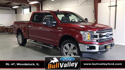 2019 F-150 SuperCrew Cab 4x4,  Pickup #92625 - photo 1