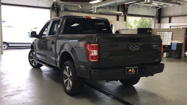 2019 F-150 SuperCrew Cab 4x4, Pickup #92636 - photo 24