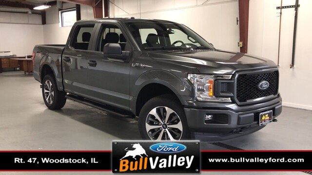 2019 F-150 SuperCrew Cab 4x4,  Pickup #92641 - photo 1
