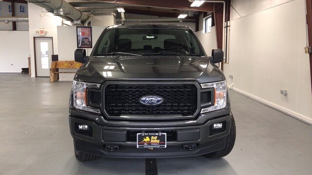 2019 F-150 SuperCrew Cab 4x4,  Pickup #92641 - photo 3