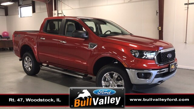 2019 Ranger SuperCrew Cab 4x4, Pickup #92645 - photo 1