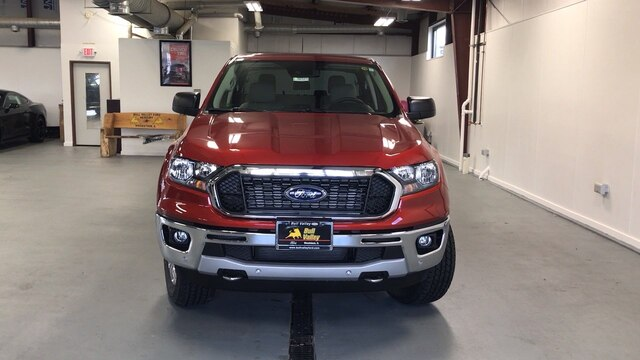 2019 Ranger SuperCrew Cab 4x4, Pickup #92646 - photo 3