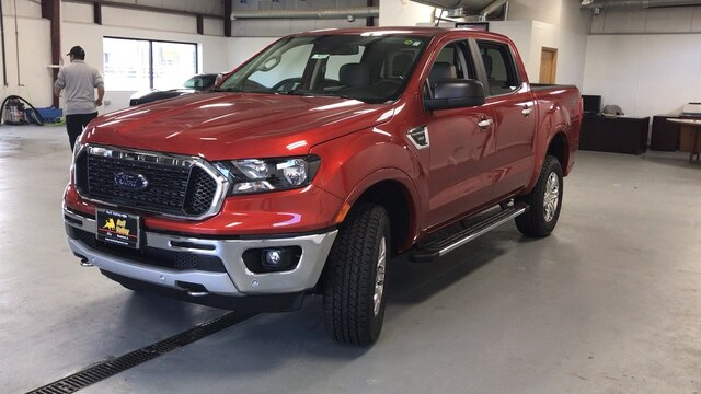 2019 Ranger SuperCrew Cab 4x4, Pickup #92646 - photo 4