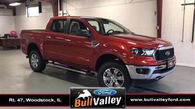 2019 Ranger SuperCrew Cab 4x4, Pickup #92646 - photo 1