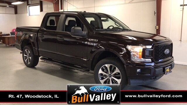 2019 F-150 SuperCrew Cab 4x4, Pickup #92674 - photo 1