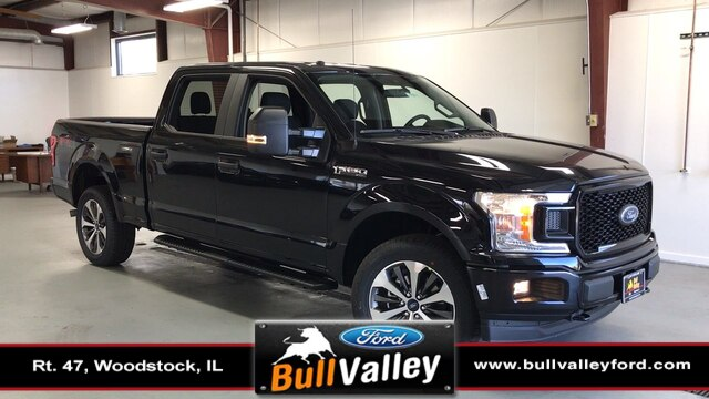 2019 F-150 SuperCrew Cab 4x4, Pickup #92681 - photo 1