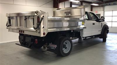 2019 F-450 Super Cab DRW 4x4, Air-Flo Pro-Class Dump Body #92703 - photo 2